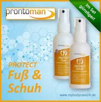 ProntoMan Protect Fußpilzspray