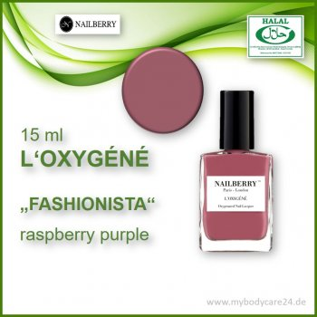 Nailberry L'Oxygéne FASHIONISTA