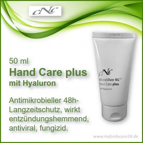 MicroSilver BG Hand Care Plus