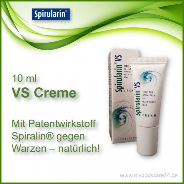 Spirularin VS Creme 10 ml