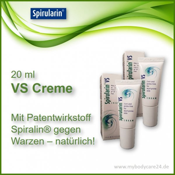 Spirularin VS Creme 20 ml