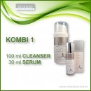skinicer®-Sparset 1: CLEANSER plus SERUM (UVP: 58,00 €)