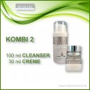 skinicer®-Sparset 2: CLEANSER plus CREME (UVP: 58,00 €)